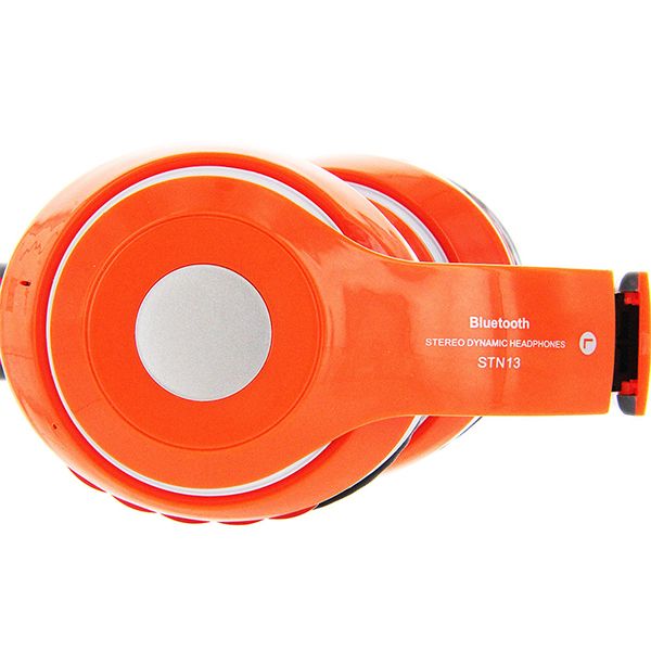 Headphones orange wireless - wireless headphones pink