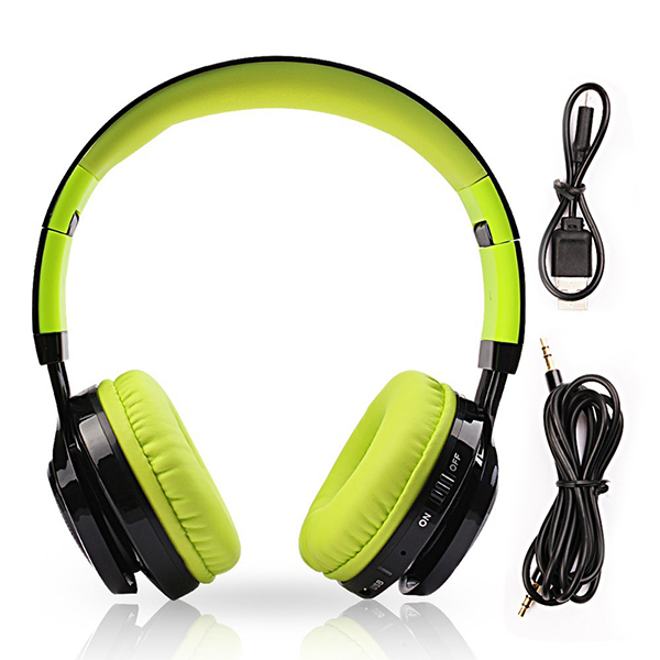 88768a8671d NEON Wireless BT Headphones with LED Marquee [AB-005] – Beehive & Beyond